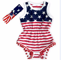 baby girl rompers 2016 new design baby girl summer romper pretty romper with headband set djscqvm