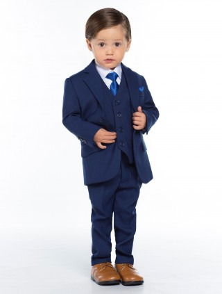 baby suits baby boys suits baby boys blue wedding suit - kingsman ockljpg