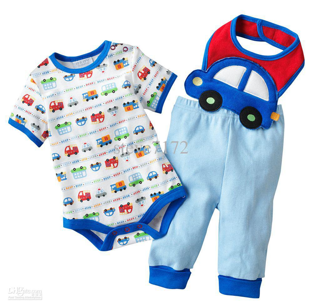 baby suits bodysuits rompers bibs pants baby clothes trousers baby boys  sets lyfgiin