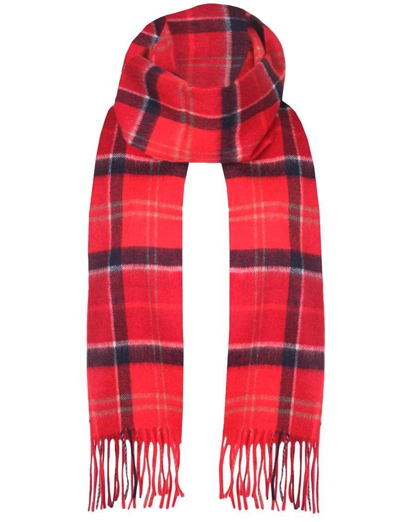 barbour merino cashmere tartan scarf - cardinal tartan usc0002tn92 ... swamnqa