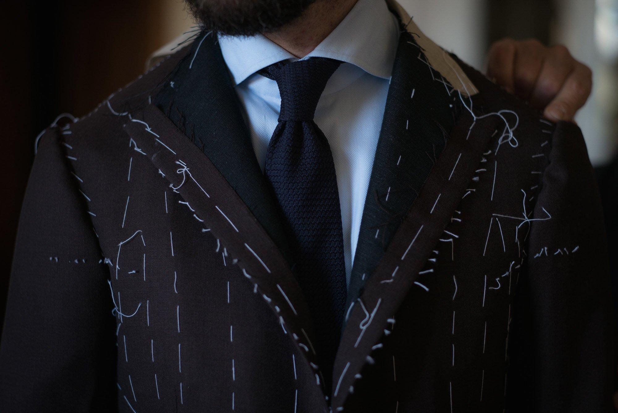bespoke suits sartoria dalcuore naples bespoke suit nzkwdyl