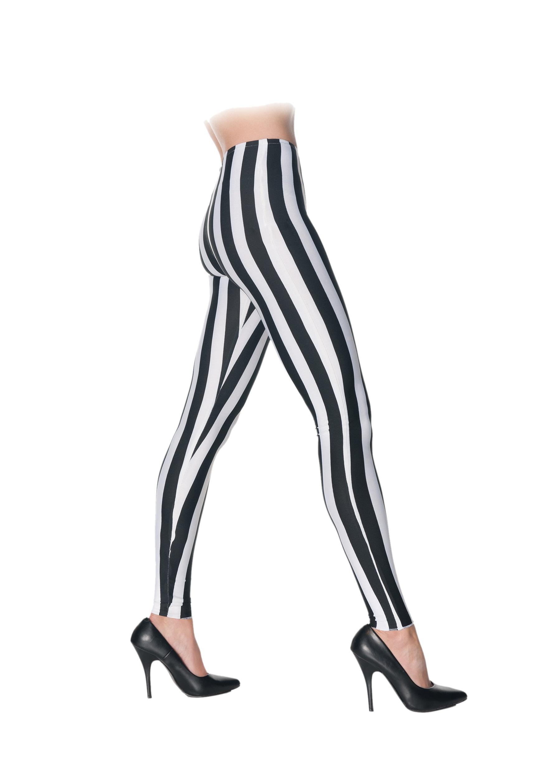 black and white striped leggings black u0026 white striped leggings cnssnym