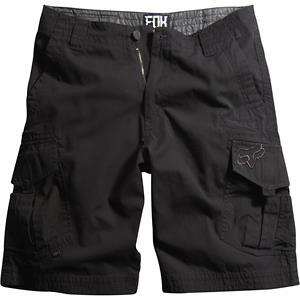 black cargo shorts fox racing slambozo cargo shorts - closeout - motorcycle superstore tjopegz