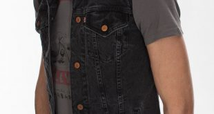 black denim vest - google search tgfhpmn
