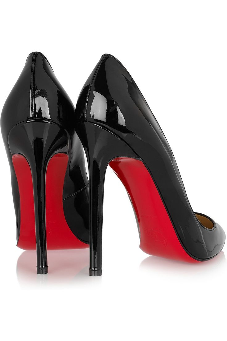 black heels with red soles i love the red sole so much ... i actually treated myself to wztqcxq