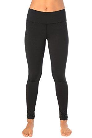 black yoga pants 90 degree by reflex fleece lined leggings - yoga pants - black xs zayropu