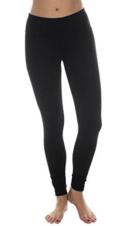 black yoga pants amazon.com: 90 degree by reflex womenu0027s power flex yoga pants: clothing peaxkrx