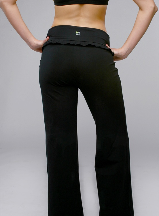 black yoga pants black austin flare yoga pants by yoga city tjygehj