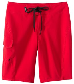 board shorts sporti menu0027s 4-way stretch performance board short ofsonxj