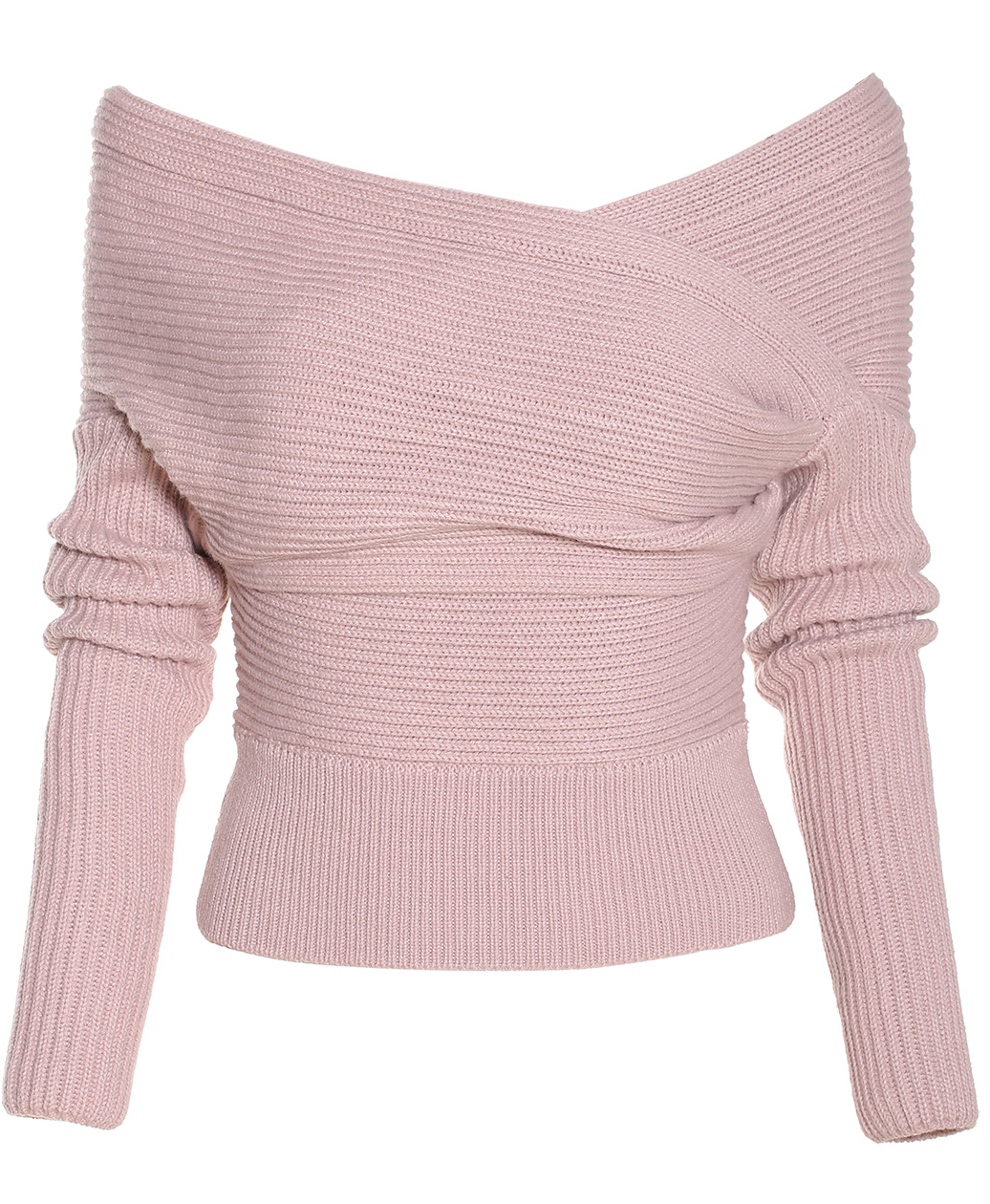 boat neck wrap front pink sweater mobile site tzhnylr