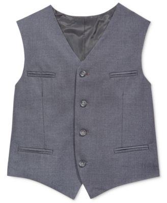 boys vest calvin klein boysu0027 fine-line twill vest bxqlqda