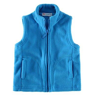 boys vest littlespring little boysu0027 vests zipper pocket size 2t us blue dsryaes