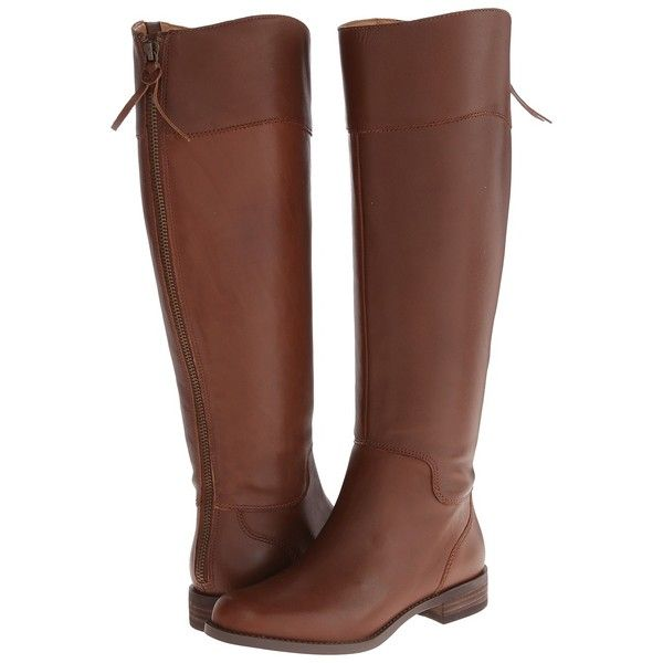 brown riding boots head into the country club in classy style with these boots and a kskvwpr