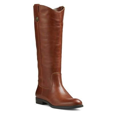 brown riding boots womenu0027s genuine 1976 kasia leather tall riding boots yhlhpxf