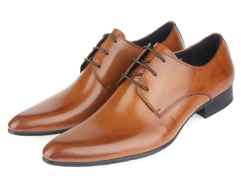 brown shoes 2017 brown mens oxford shoes mens wedding shoes genuine leather business  shoes lurjdmw