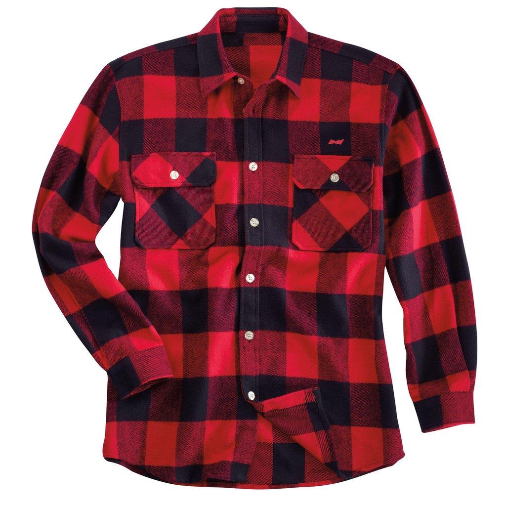 budweiser plaid flannel shirt xmvuscl