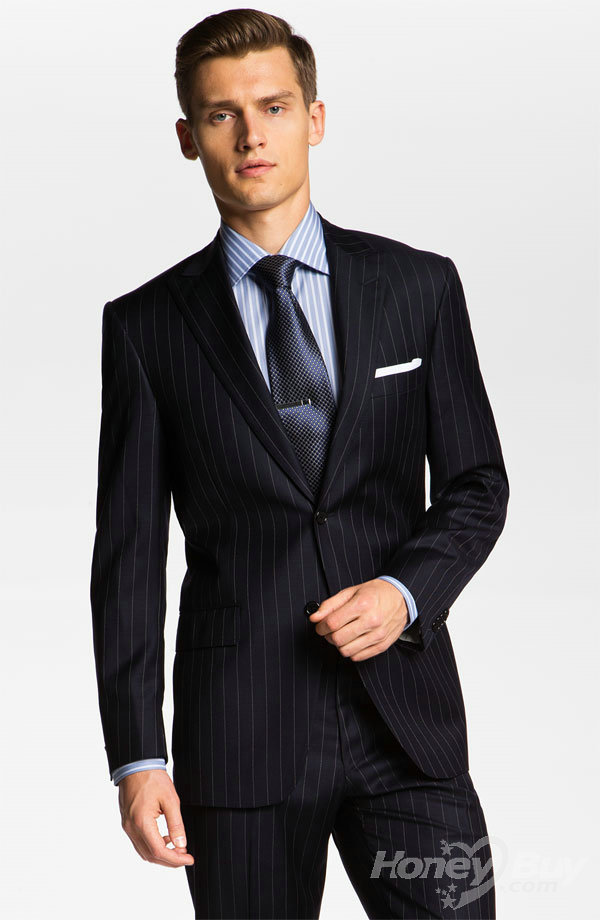 business suits for men peak_single_breasted_navy_stripe_wool_business_suit_for_men___1__14773059504222755.jpg jiuccvd
