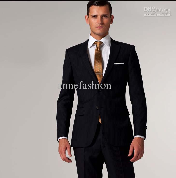 business suits for men wholesale fashion high quality wool suit men business suit navy stripe slim uoweuqz