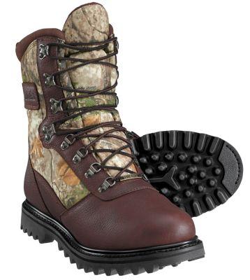 cabelau0027s menu0027s 800-gram iron ridge™ hunting boots with gore-tex and  thinsulate™ comccom