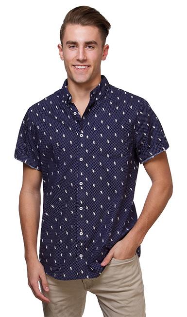 captain america pin dot short sleeve shirt cfxltvp