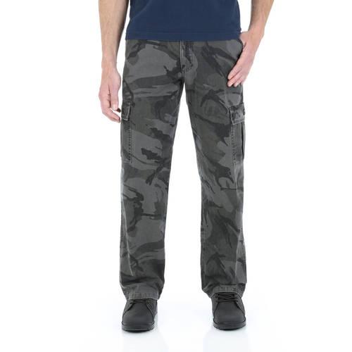 cargo jeans wrangler - menu0027s cargo pants or jeans, 2 pack - walmart.com koyzjpf