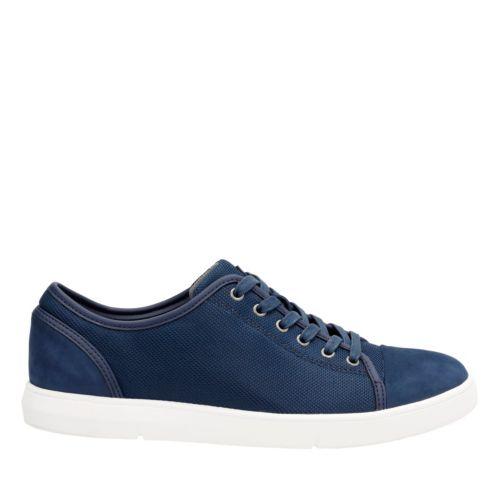casual shoes lander cap blue combi mens-casual-shoes yupkiuk