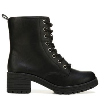 combat boots madden girl womenu0027s eloisee combat boot cyibmnx