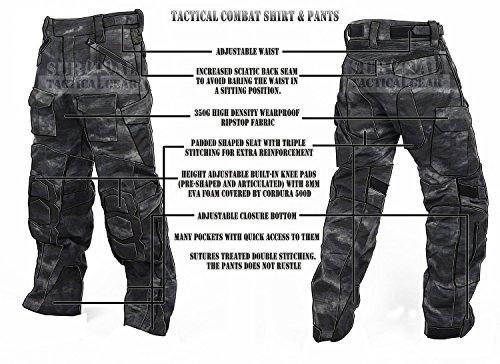 combat pants amazon.com : zapt tactical combat pant hiking hunting airsoft swat military  camo obdadqu