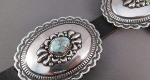 sterling silver u0026 dry creek turquoise concho belt by navajo jewelry artist, zyxbfum