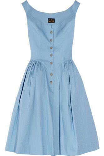 cotton dresses 1950s fashion - cute retro clothing 2013 wbsskiu