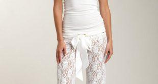 cute pajamas lace pajama pants. beautiful comfort :) jotkhkx
