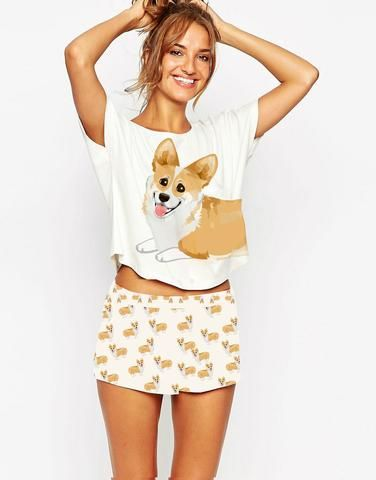 cute pajamas mini corgi planter pots. cute pajamascute ... lasdbbj