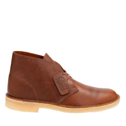 desert boot tan tumbled leather mens-boots xjwdefj