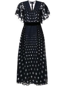 designer dress evangelina dress nghacad