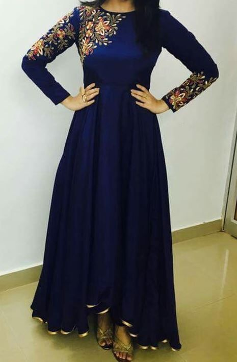 designer dresses details about fatimabi plus size fashion indian designer engagement blue  anarkali kameez tuhcvcu