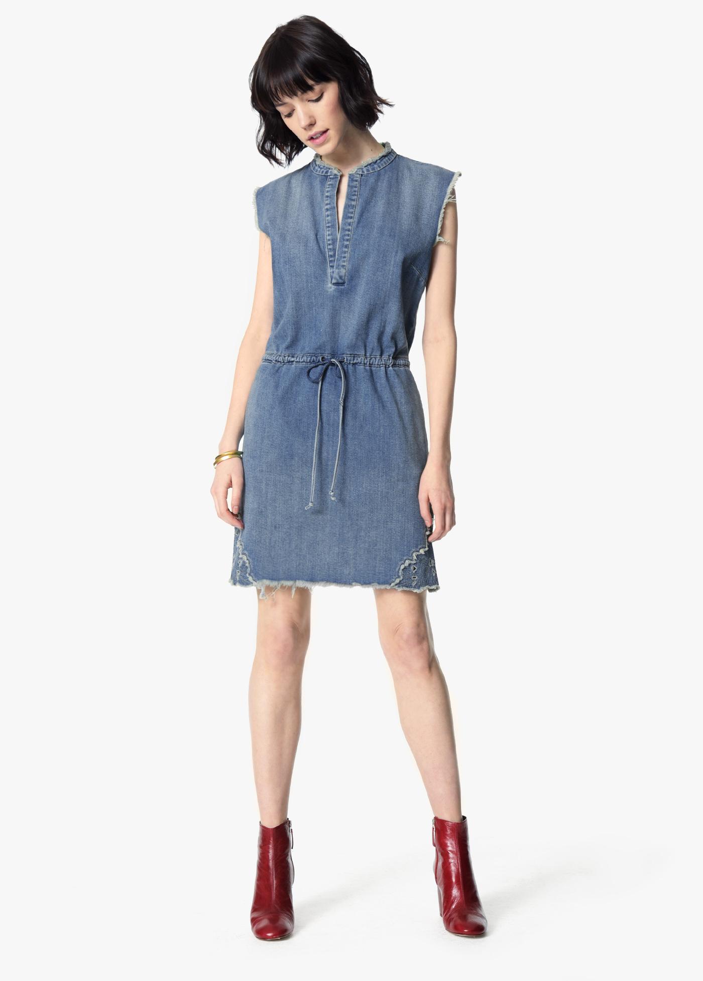 dress jeans zoe dress · zoe dress eoxsats