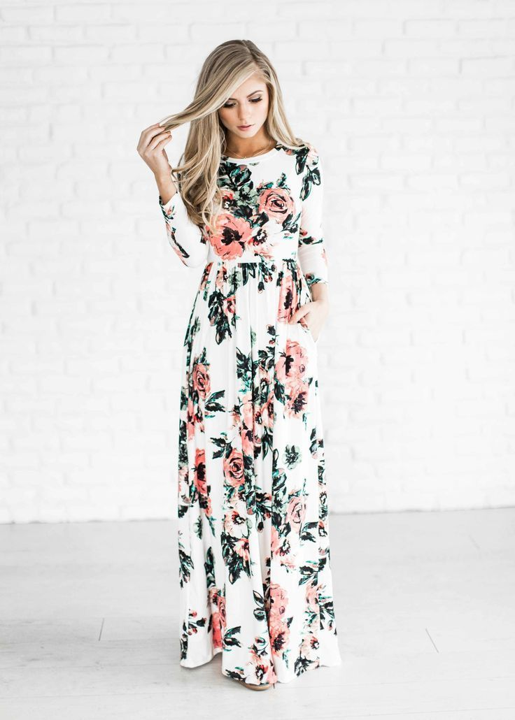 easter dresses for women classic rose maxi ucbkjlb