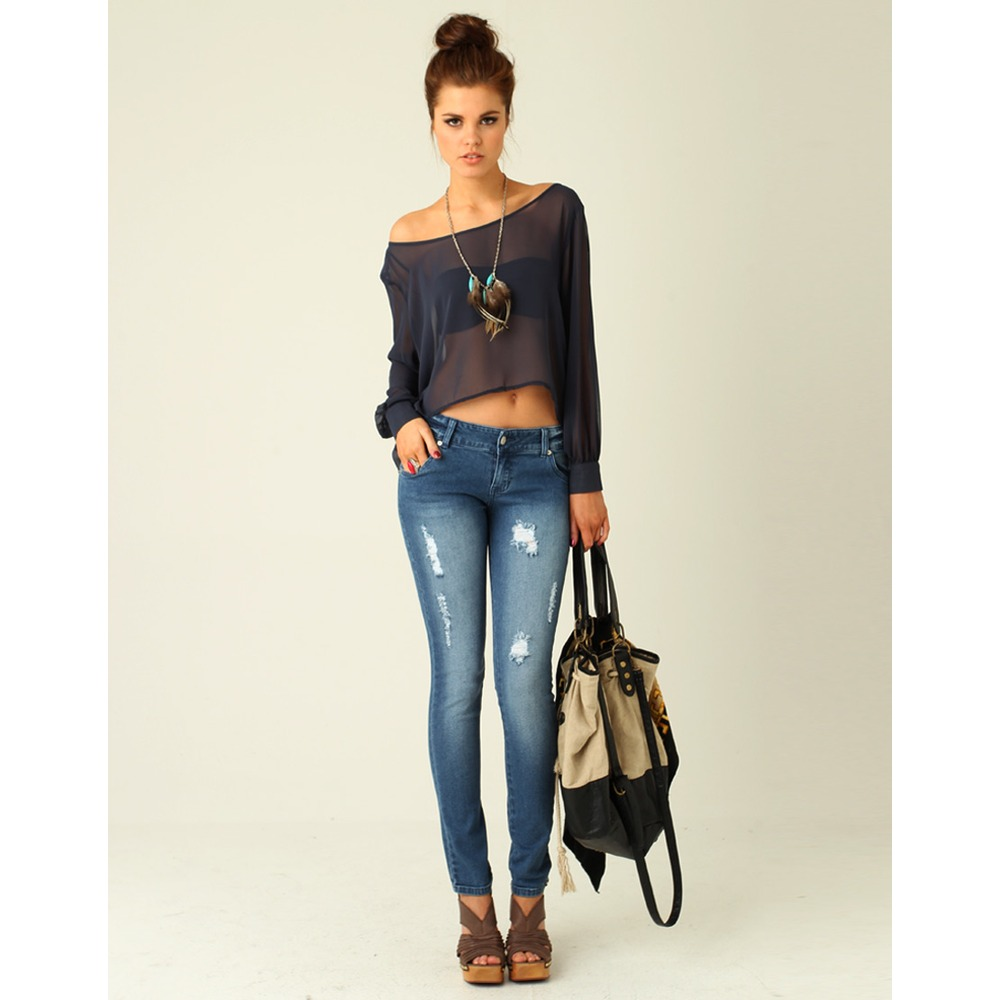 fashion jeans in order to make the jeans look good on a woman with short wfxdvsz