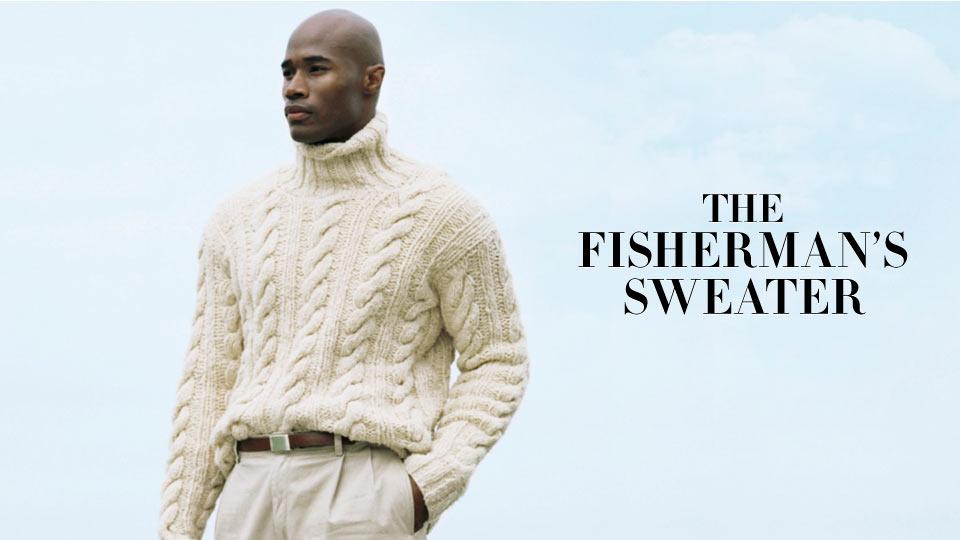 fisherman sweater the fishermanu0027s sweater llbojge