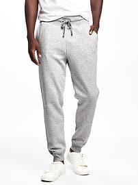 fleece sweatpants for men tfrbroi
