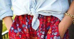 floral shorts super cute! onkljfe