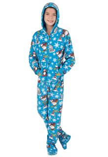 footed pajamas kids mzzhtqf