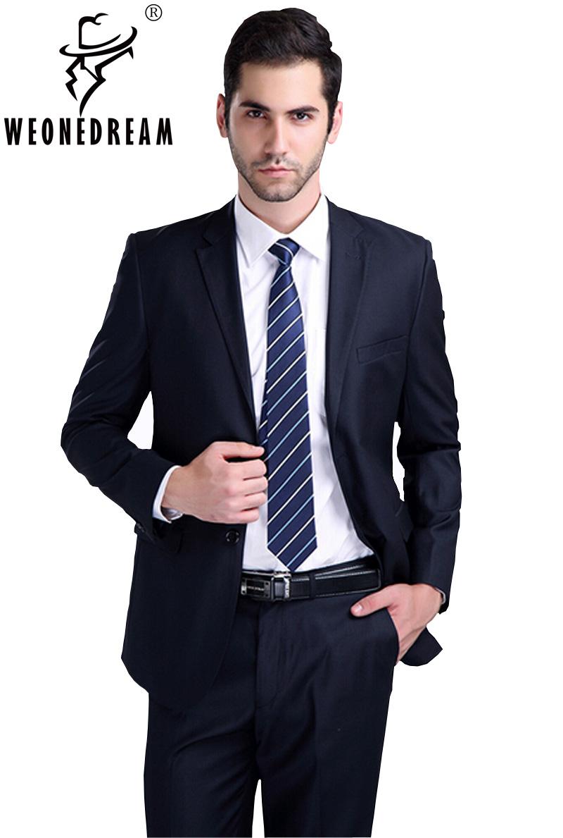 formal suits (jacket + pant + tie) suit male slim formal groom married menu0027s clothing mbpqkie