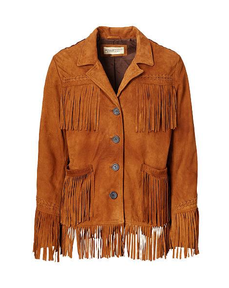 fringe suede jacket - denim u0026 supply leather u0026 suede - ralphlauren.com udwpxxg