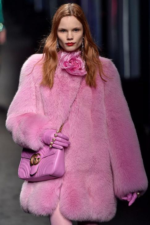 fur fashion fur and shearling made their biggest impact during milan fashion week, with bhmtqzw