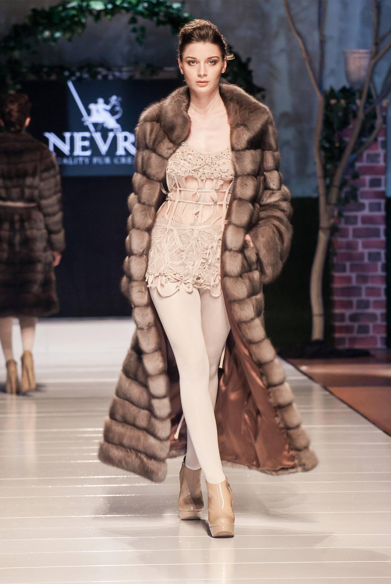 gala, fur fashion show, fea 2014   nevris wow! dfpyova