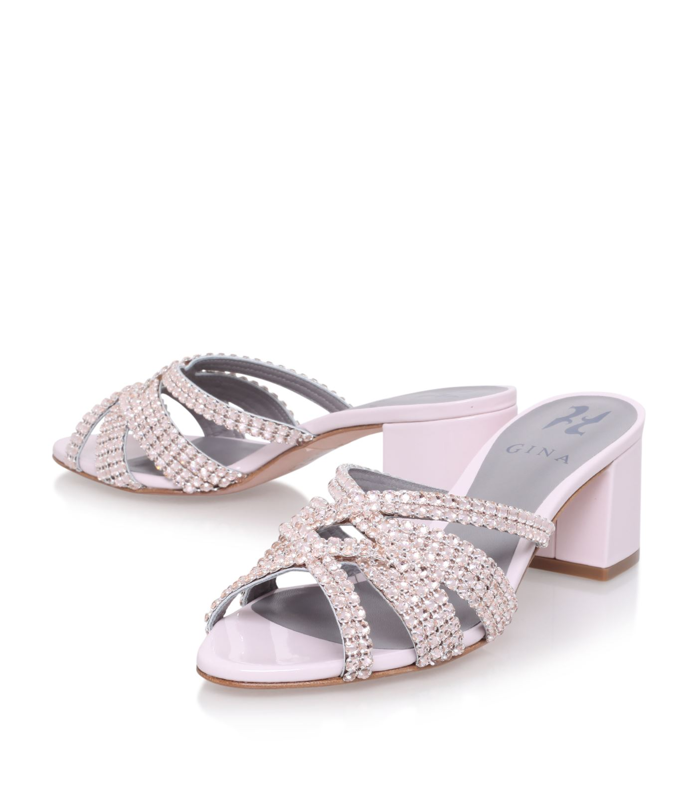 gina shoes ... shoes: heeled sandals gina dexie sandals ztnwetj