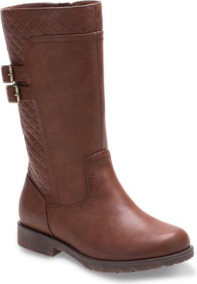 girl boots sage boot, brown, dynamic ixfctiz