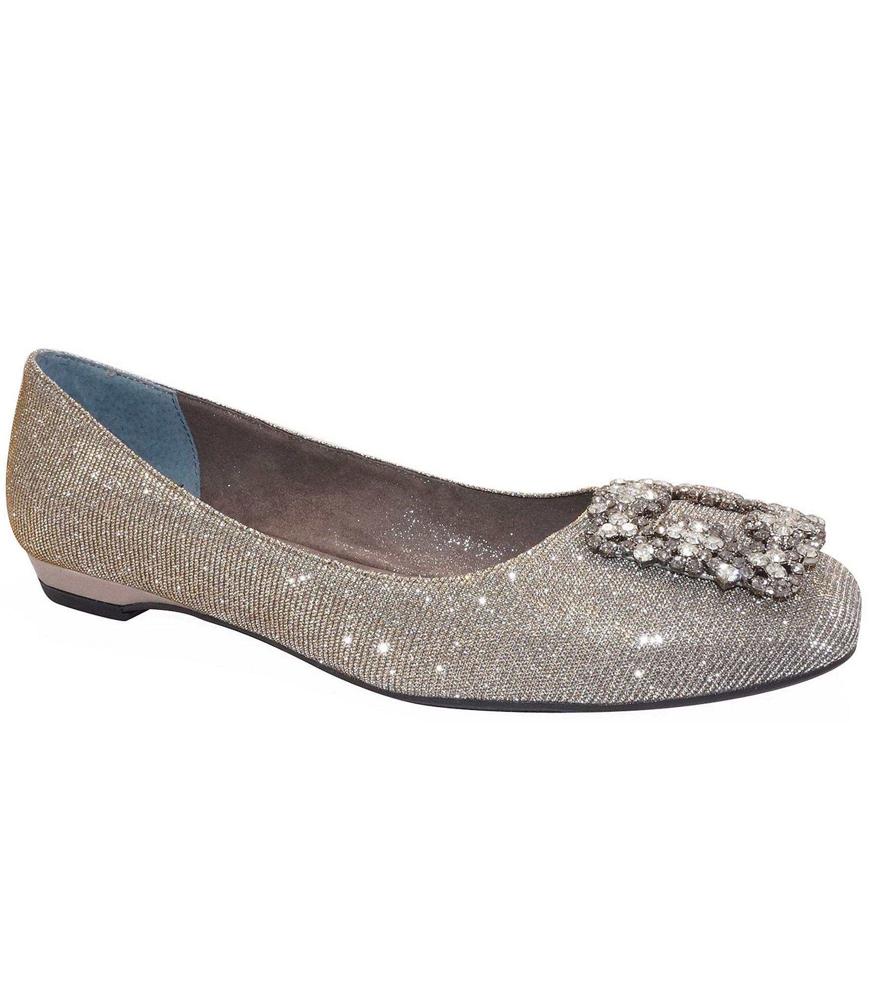 glitter flats glitter flat | dillards.com ibbackw