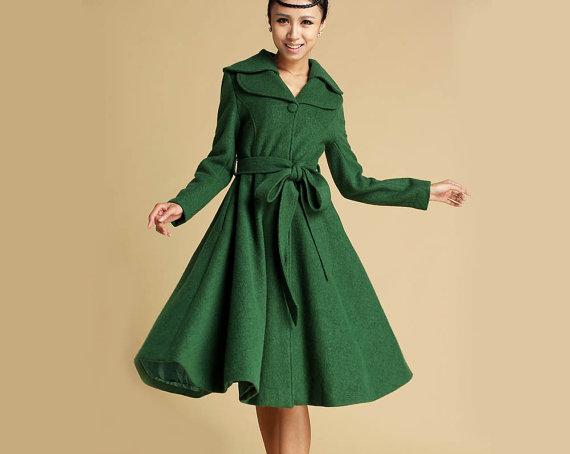 green coat like this item? rhvngsw